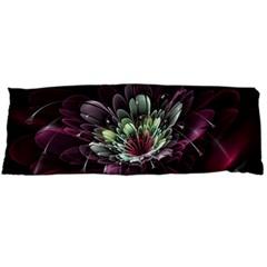 Flower Burst Background  Body Pillow Case (Dakimakura)