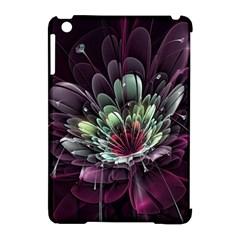 Flower Burst Background  Apple iPad Mini Hardshell Case (Compatible with Smart Cover)