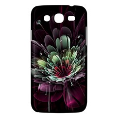 Flower Burst Background  Samsung Galaxy Mega 5 8 I9152 Hardshell Case  by amphoto