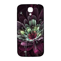 Flower Burst Background  Samsung Galaxy S4 I9500/i9505  Hardshell Back Case by amphoto