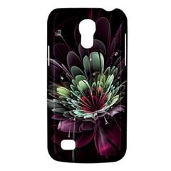 Flower Burst Background  Galaxy S4 Mini
