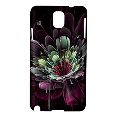 Flower Burst Background  Samsung Galaxy Note 3 N9005 Hardshell Case by amphoto