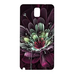 Flower Burst Background  Samsung Galaxy Note 3 N9005 Hardshell Back Case by amphoto