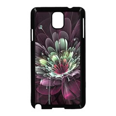 Flower Burst Background  Samsung Galaxy Note 3 Neo Hardshell Case (black) by amphoto