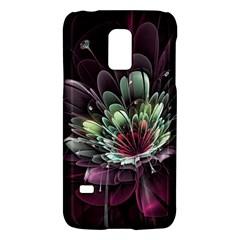 Flower Burst Background  Galaxy S5 Mini by amphoto