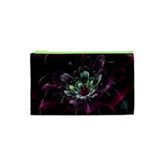 Flower Burst Background  Cosmetic Bag (XS)