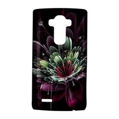 Flower Burst Background  Lg G4 Hardshell Case by amphoto
