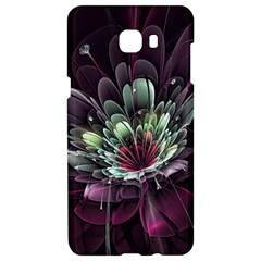 Flower Burst Background  Samsung C9 Pro Hardshell Case  by amphoto