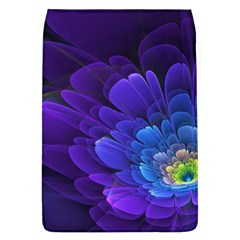 Purple Flower Fractal  Flap Covers (l)  by amphoto