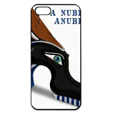 Anubis Sf App Apple Iphone 5 Seamless Case (black) by AnarKissed
