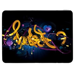 Sign Paint Bright  Samsung Galaxy Tab 7  P1000 Flip Case by amphoto