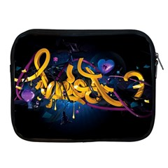 Sign Paint Bright  Apple Ipad 2/3/4 Zipper Cases by amphoto