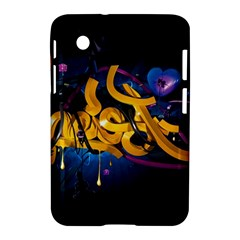 Sign Paint Bright  Samsung Galaxy Tab 2 (7 ) P3100 Hardshell Case  by amphoto