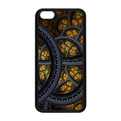Circles Background Spots  Apple Iphone 5c Seamless Case (black) by amphoto