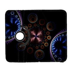 Circles Colorful Patterns  Galaxy S3 (flip/folio) by amphoto