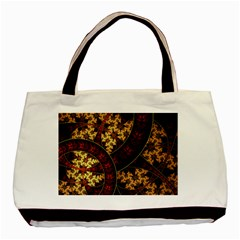 Patterns Line Pattern  Basic Tote Bag by amphoto