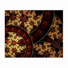 Patterns Line Pattern  Small Glasses Cloth (2 Side) by amphoto