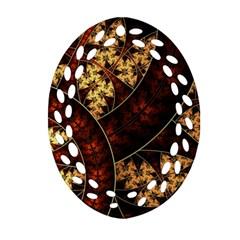 Patterns Line Pattern  Ornament (oval Filigree) by amphoto