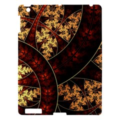 Patterns Line Pattern  Apple Ipad 3/4 Hardshell Case by amphoto