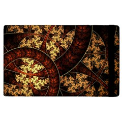 Patterns Line Pattern  Apple Ipad 2 Flip Case by amphoto