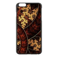 Patterns Line Pattern  Apple Iphone 6 Plus/6s Plus Black Enamel Case by amphoto