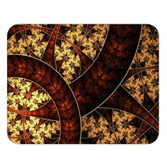 Patterns Line Pattern  Double Sided Flano Blanket (large)  by amphoto