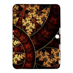 Patterns Line Pattern  Samsung Galaxy Tab 4 (10 1 ) Hardshell Case  by amphoto