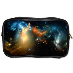 Explosion Sky Spots  Toiletries Bags by amphoto