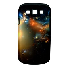 Explosion Sky Spots  Samsung Galaxy S Iii Classic Hardshell Case (pc+silicone) by amphoto