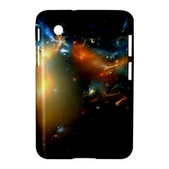 Explosion Sky Spots  Samsung Galaxy Tab 2 (7 ) P3100 Hardshell Case  by amphoto
