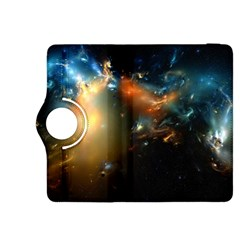 Explosion Sky Spots  Kindle Fire Hdx 8 9  Flip 360 Case by amphoto