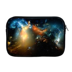 Explosion Sky Spots  Apple Macbook Pro 17  Zipper Case by amphoto