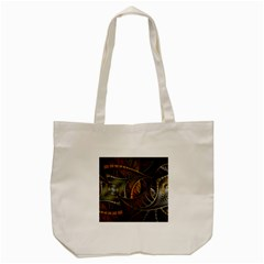 Mosaics Stained Glass Colorful  Tote Bag (cream) by amphoto