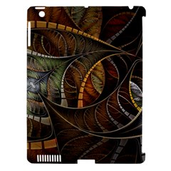 Mosaics Stained Glass Colorful  Apple Ipad 3/4 Hardshell Case (compatible With Smart Cover) by amphoto