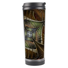 Mosaics Stained Glass Colorful  Travel Tumbler by amphoto
