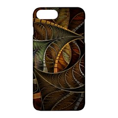 Mosaics Stained Glass Colorful  Apple Iphone 7 Plus Hardshell Case by amphoto