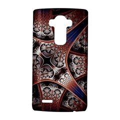 Lines Patterns Background  Lg G4 Hardshell Case by amphoto