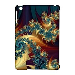 Patterns Paint Ice  Apple Ipad Mini Hardshell Case (compatible With Smart Cover) by amphoto