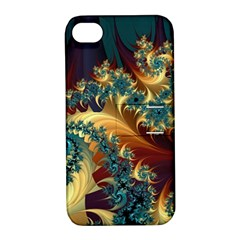Patterns Paint Ice  Apple Iphone 4/4s Hardshell Case With Stand by amphoto