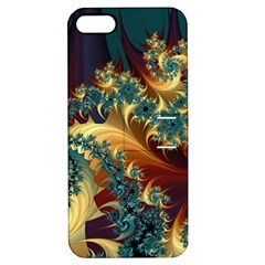 Patterns Paint Ice  Apple Iphone 5 Hardshell Case With Stand by amphoto