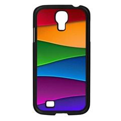 Layers Light Bright  Samsung Galaxy S4 I9500/ I9505 Case (black) by amphoto