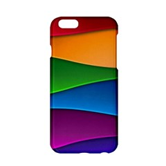 Layers Light Bright  Apple Iphone 6/6s Hardshell Case by amphoto