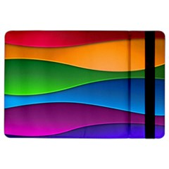 Layers Light Bright  Ipad Air 2 Flip by amphoto