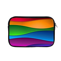 Layers Light Bright  Apple Macbook Pro 13  Zipper Case by amphoto