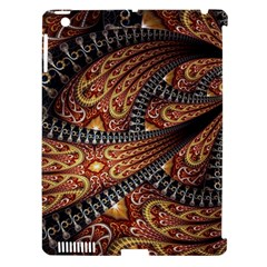 Patterns Background Dark  Apple Ipad 3/4 Hardshell Case (compatible With Smart Cover) by amphoto