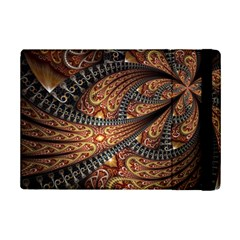 Patterns Background Dark  Ipad Mini 2 Flip Cases by amphoto