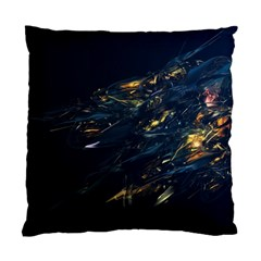 Spots Dark Lines Glimpses 3840x2400 Standard Cushion Case (two Sides) by amphoto