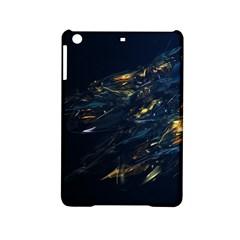 Spots Dark Lines Glimpses 3840x2400 Ipad Mini 2 Hardshell Cases by amphoto