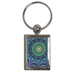 Background Line Light  Key Chains (rectangle)  by amphoto