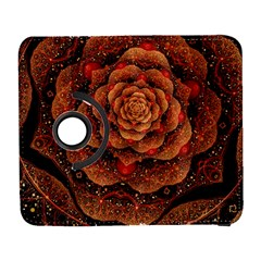 Flower Patterns Petals  Galaxy S3 (flip/folio) by amphoto